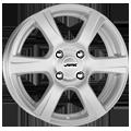 Autec Polaric 6 X 15 6,00X15,00 ETET40 LK4X100,00